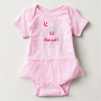 Eid Mubarak - Baby Tutu Baby Bodysuit