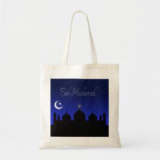 Eid Mubarak Greeting - Budget Tote Budget Tote Bag