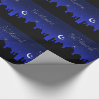Eid Mubarak Greeting - Wrapping Paper