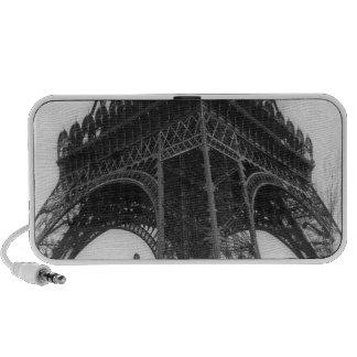 Eifel Tower Vintage Photo from 1800's iPod Speaker
