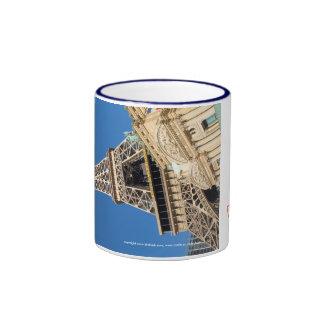 Eiffel I Love Las Vegas mug