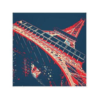 Eiffel Paris Canvas Print