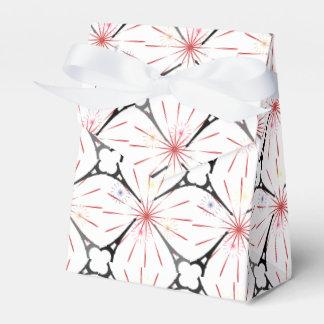 eiffel pattern favor boxes