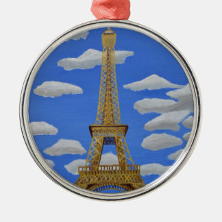 Eiffel Tower2.JPG Christmas Ornament