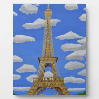 Eiffel Tower2.JPG Plaque