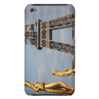 Eiffel tower 2 barely there iPod covers