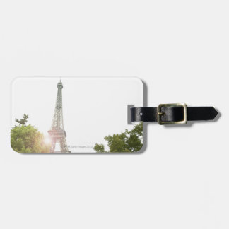 Eiffel Tower 2 Luggage Tag