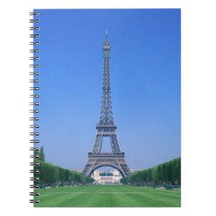 Eiffel Tower 3 Notebook