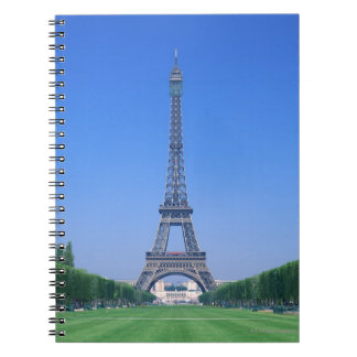Eiffel Tower 3 Notebooks