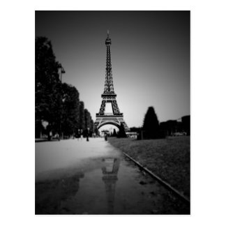 Eiffel Tower 3 Postcard
