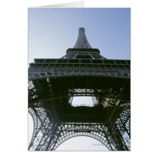 eiffel tower 4 card