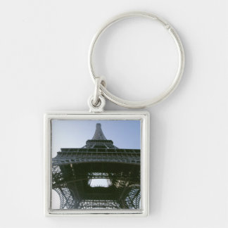 eiffel tower 4 key ring