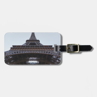 Eiffel Tower 4 Luggage Tag