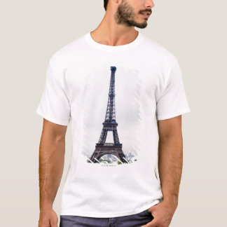 Eiffel Tower 4 T-Shirt
