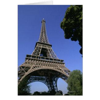 eiffel tower 5 card