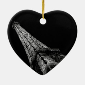Eiffel Tower 5 Christmas Ornament