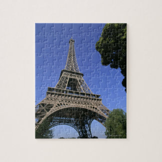 eiffel tower 5 jigsaw puzzle