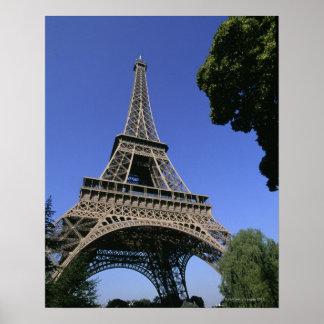 eiffel tower 5 poster