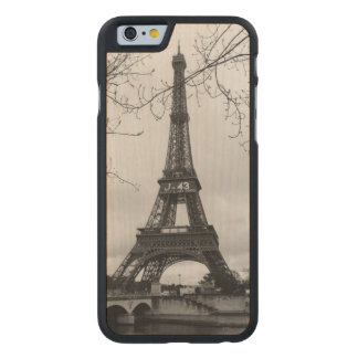 Eiffel Tower 7 Carved® Maple iPhone 6 Case
