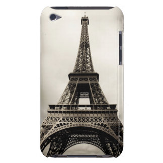 Eiffel Tower 8 Barely There iPod Cover
