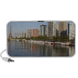 EIFFEL tower and SEINE river Mp3 Speaker