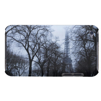 Eiffel tower and trees, Paris, France iPod Touch Cases