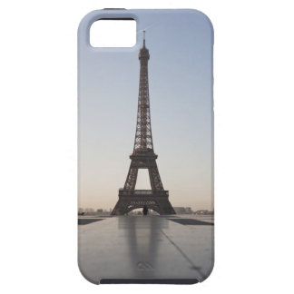 Eiffel Tower at dusk, Paris, Ile-de-France, iPhone 5 Case