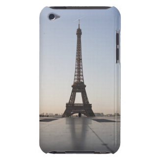 Eiffel Tower at dusk, Paris, Ile-de-France, iPod Touch Covers