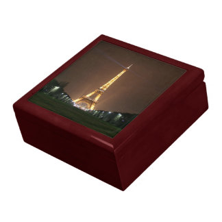 Eiffel Tower at Night Gift Box