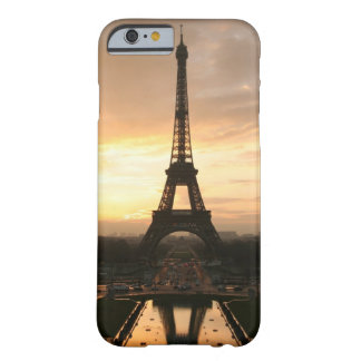 Eiffel Tower at Sunrise from the Trocadero Barely There iPhone 6 Case