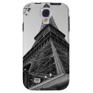 Eiffel Tower b/w Galaxy S4 Case