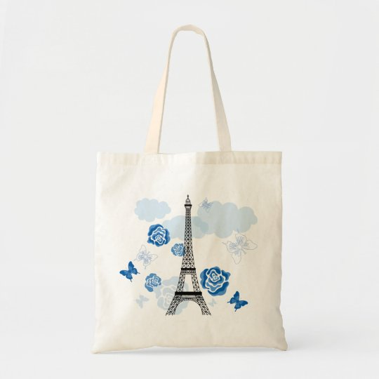 Eiffel Tower Bag
