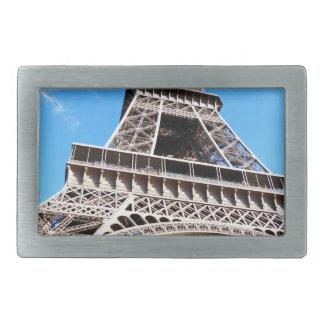 Eiffel tower belt buckle