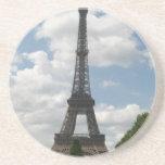 Eiffel Tower Beverage Coasters