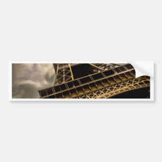 Eiffel Tower Bumper Sticker