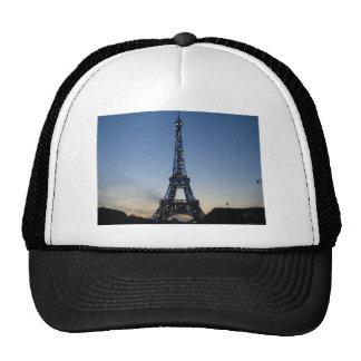 Eiffel Tower by Night Cap