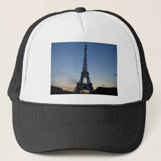 Eiffel Tower by Night Trucker Hat