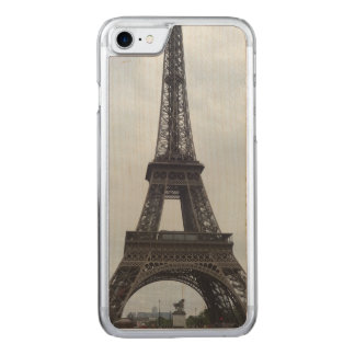 Eiffel Tower Carved iPhone 8/7 Case