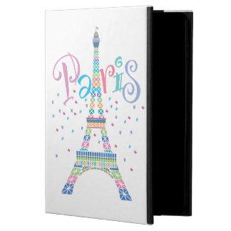 Eiffel Tower Confetti iPad Air/Air2 Case