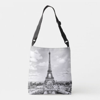 EIFFEL TOWER CROSSBODY BAG