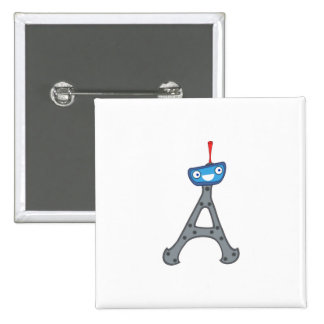 Eiffel tower, France clipart 15 Cm Square Badge