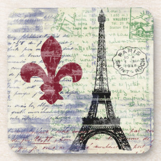Eiffel Tower France Coasters