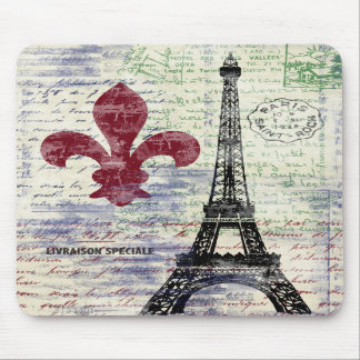 Eiffel Tower France Mousepad