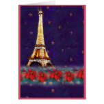 EIFFEL TOWER, FROM PARIS WITH LOVE GREETING CARD