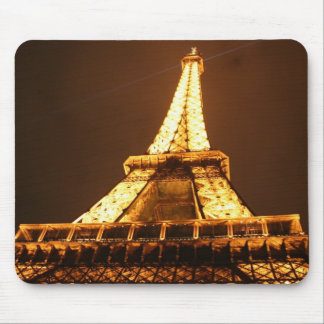 Eiffel Tower, front Mouse Mat