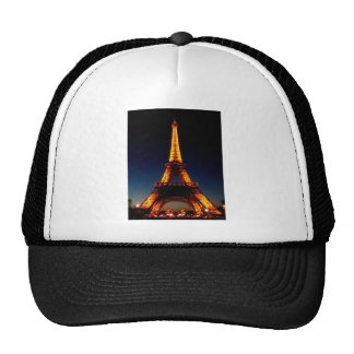 Eiffel tower in Paris Cap