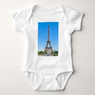 Eiffel Tower in Paris, France Baby Bodysuit