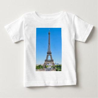 Eiffel Tower in Paris, France Baby T-Shirt