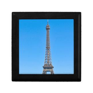 Eiffel Tower in Paris, France Gift Box