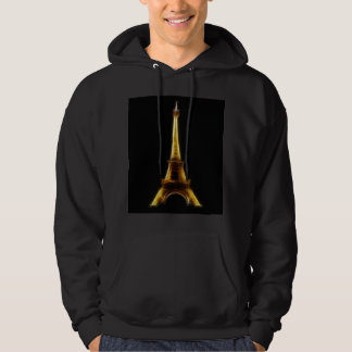 Eiffel Tower in Paris France Hoodie